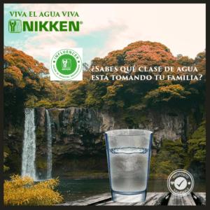 Agua NIKKEN