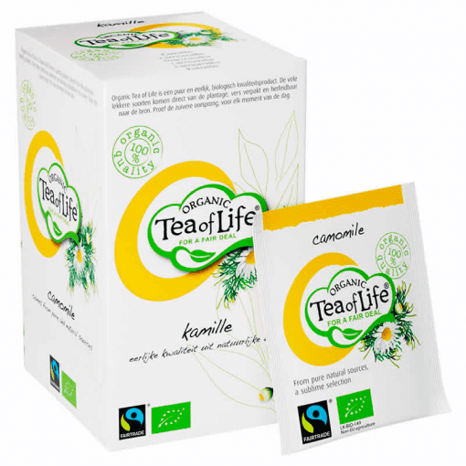 Camomilla orgánica Tea of Life