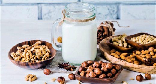leche vegetal